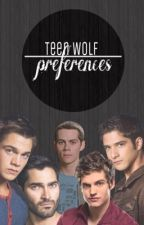 Teen Wolf Preferences by stiles0brien