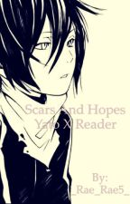Scars and hopes Yato x Reader by RaeBliss_