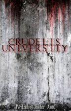 Crudelis University by user96805621