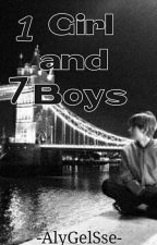 1 girl and 7 boys (stepbrothers BTS ff) by AlyGelSse