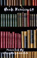 Book Reviews!!  by xTinyDynamitex