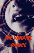The Slave For The Vampire Prince by t3dious