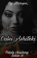 PURPLE ACADEMY Series 1 Calei Ashiteki by Moreyna_