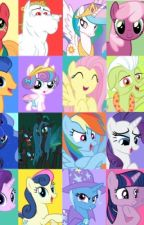 guess the my little pony character  by Kim_Chan283