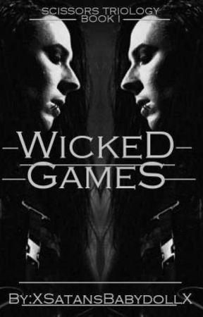 Wicked Games (Ricky Horror) (Scissors I) by XSatansBabydollX