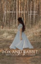 Fox and Rabbit by SCAREOLOGY