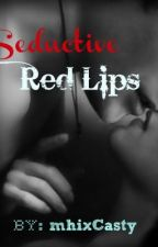 SEDUCTIVE RED LIPS(completed) by mhixCasty