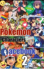 If The Pokémon Characters Had Facebook 2 by Sylveon12