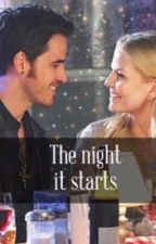 The night it starts ♤ COLIFER by softswan