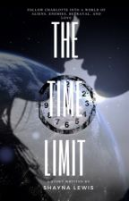 THE TIME LIMIT by shaynalewisbooks