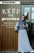 Keep That Promise ✔ by cndygrpe
