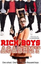 Rich Boys Academy (ON-HOLD) by GirlOnSet