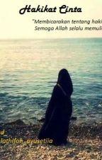 """Hakikat Cinta"" Quotes by ayusetianegara"