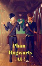 Phan - Hogwarts AU by Soapy_Salty_Satan
