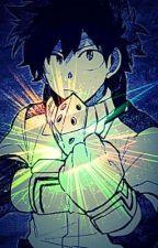 Izuku's Burning Determination by Anti-Miles