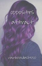 Opposites Attract by rainbowdash550