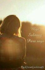 Tagalog Poetry:Mga Salitang Para Sayo by GhostGoddess95