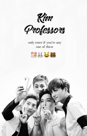 So Professors...   The Kims by ahjuicy