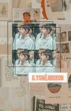 ILYSM • JINSEOB ✔ by pinkybbeu