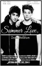 Summer Love || Zouis Malikson {En Edición} by LOUIAN24