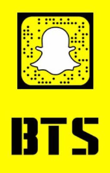 Snapchat lemon de BTS
