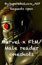 Marvel x FtM/Male reader oneshots by SuperWhoLock_AKF