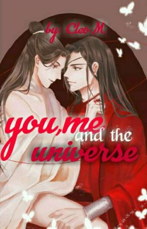 You, Me and The Universe by Cleo_Is_Intoxicated