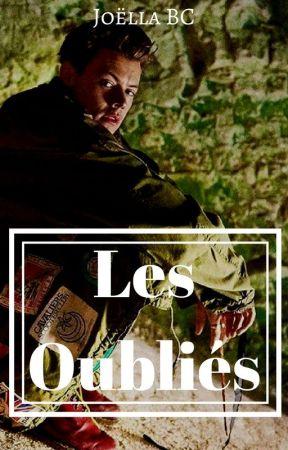Les Oubliés × Larry [INACHEVÉ]  by JoellaBC