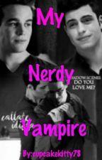 My Nerdy Vampire {Saphael} by cupcakekitty78