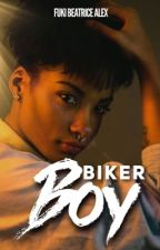 Biker Boy. by bea-ish