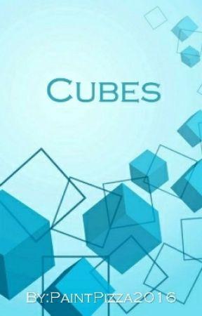 Cubes by PaintPizza2016