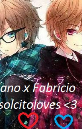 AdrianoxFabricio (yaoi 7u7) by Solcitoloves