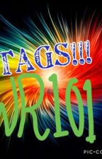 Tags!!! by WriteCrazyForLife