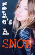 She's A Snob by Admire2016ME