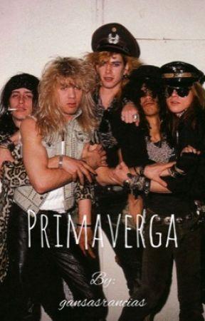 Primaverga- Guns N' Roses (HOT) by gansasrancias