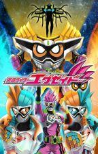 Senran kagura x Kamen Rider Ex-Aid: The New Doctors (Male Reader Insert) by Fenix1475