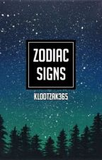 Zodiac Signs by klootzak365