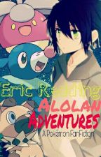 Eric Redding Alolan Adventures by thenextdooralien