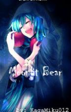 Moonlit Bear by KagaMiku012