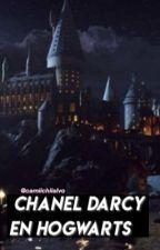 Chanel Darcy en Hogwarts by camiichiialvo