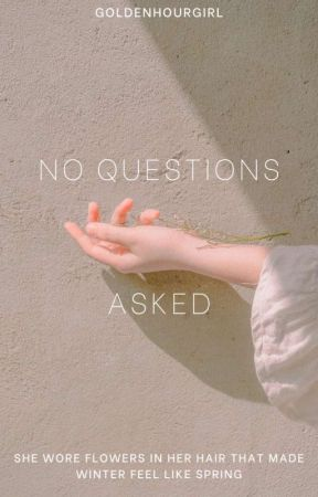 No Questions Asked by goldenhourgirl