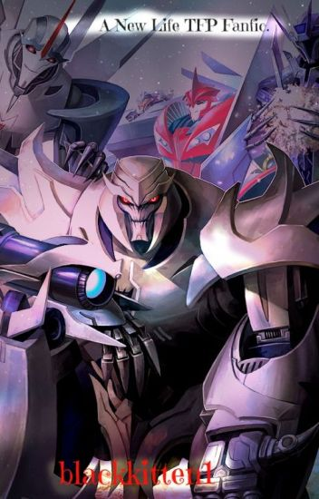 A New Life A Transformers Prime FanFiction - *~*Gabby