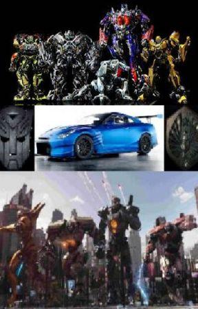 Transformers Pacific Rim - Working - Wattpad