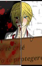 Yo te crie, yo te protegere.( MikuxLen). by One-san600