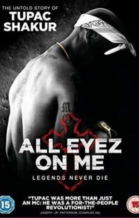 All Eyez On Me - the untold story of actor/poet/rapper, Tupac Shakur