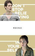 MOIRAI ― thomas by thorsloki