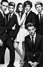 Five Boys and One Girl (EDITANDO) by DisasterAnarchy