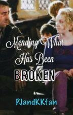 Mending What Has Been Broken (Neville and Luna) by PJandKKfan