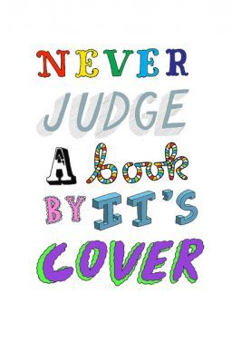 Never judge a book by its cover girl