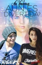 "¿Tu Broma Aun es Divertida ? ""Louis & Tu"" by PotatoesForNH"
